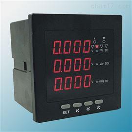MT300-P液晶中文多功能电力分析仪表