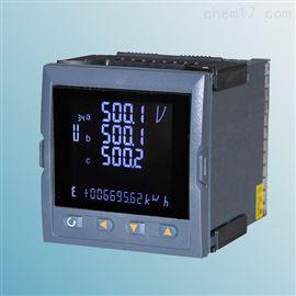 PD800G-F14四键面板型多功能电力监控仪表