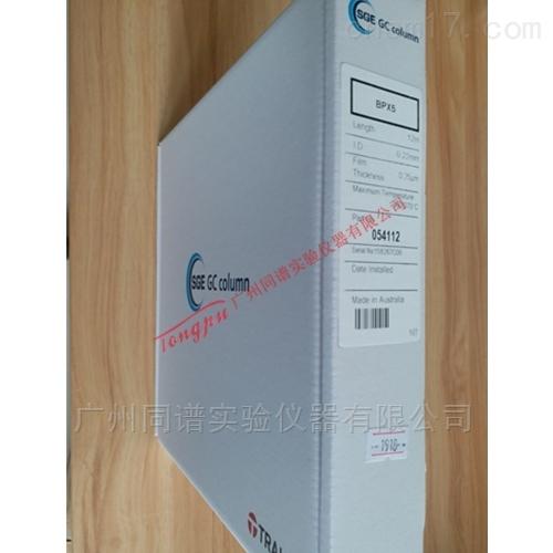 SGE BPX5 毛细管气相色谱柱(054112)