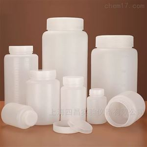 高密度聚乙烯(HDPE)塑料广口试剂瓶