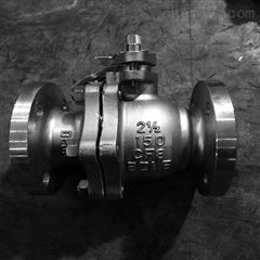 Q41H-150LB-65硬密封美标不锈钢球阀