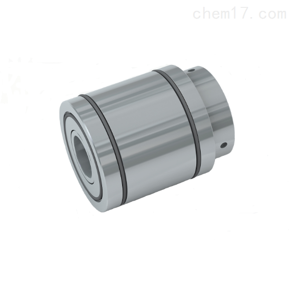 空心轴通孔安装磁流体装置