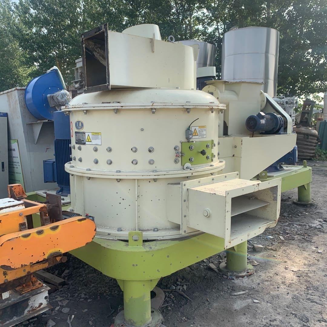 二手SWFL128C立轴式微粉碎机