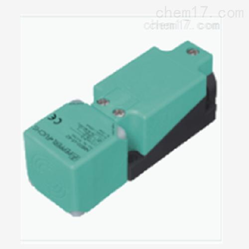 德国P+F电感式传感器