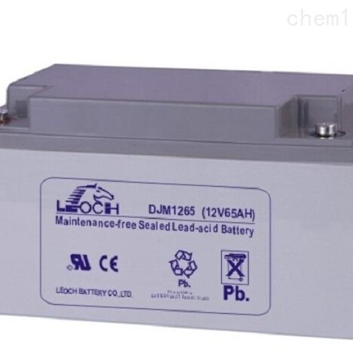 理士蓄电池DJM1265高级代理商