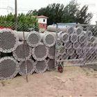 厂家回收二手100平方搪瓷冷凝器