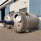 低价甩卖二手15吨不锈钢反应釜