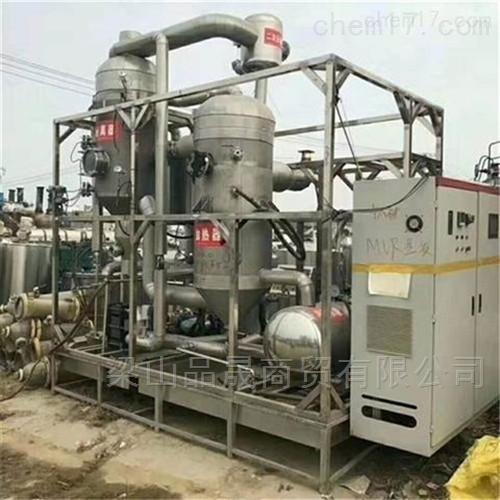 1吨钛材质MVR蒸发器 浓缩