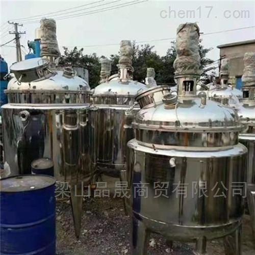 全国高价回收中药提取浓缩设备