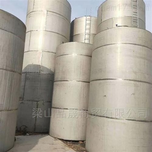 二手3吨不锈钢制冷罐现货供应