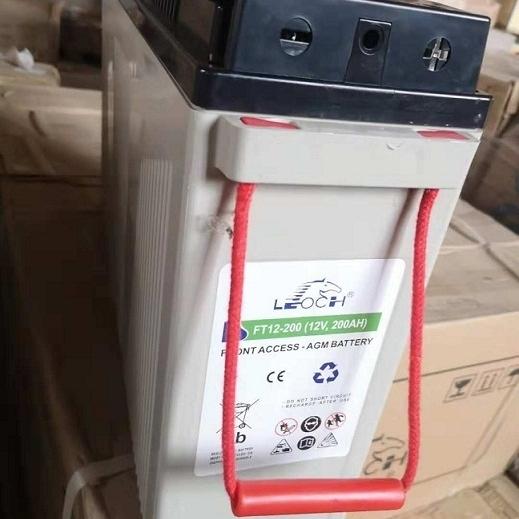 理士蓄电池FT12-200狭长型