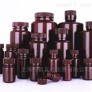 1000ml高密度聚乙烯(HDPE)棕色小口试剂瓶