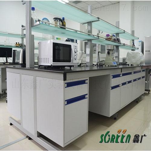 潍坊全钢实验台化验室操作台试验边台