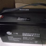 12V120AH三瑞蓄电池6FM120S-X批发零售价格