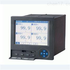 HX-400R国产guo蓝屏无纸记录仪