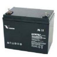 12V75AH威神蓄电池6FM75-X经销商