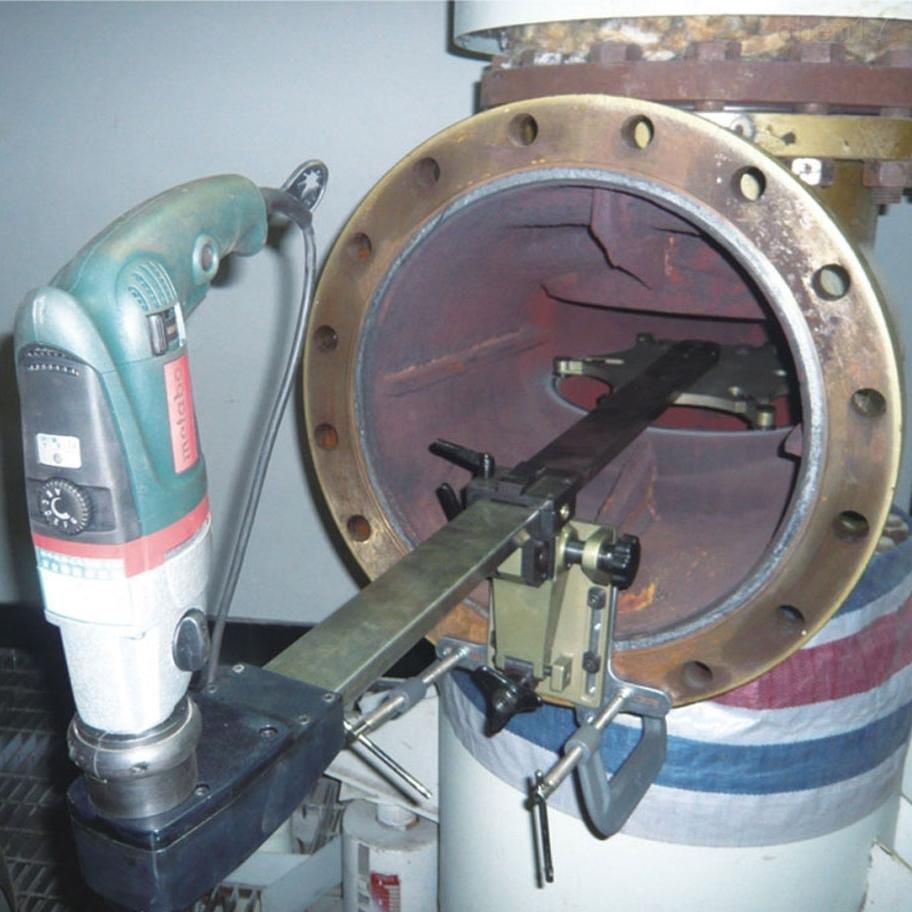 闸板阀研磨机具