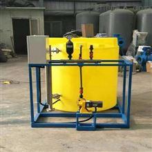 MYJY-500L污水厂投加药系统