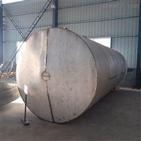不锈钢单层储罐回收