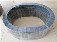400*500反應釜密封墊片 橢圓人孔三元乙丙橡膠墊片