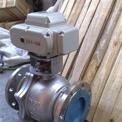 Q41H-16P-150电动球阀