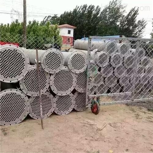 二手钛材冷凝器