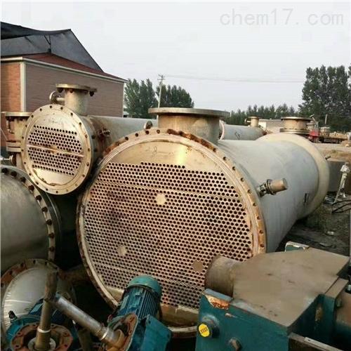 二手列管式石墨冷凝器