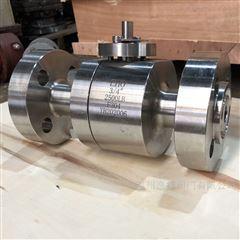 Q41Y-2500LB DN20高压锻钢球阀