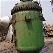 型号齐全二手5吨搪瓷反应釜