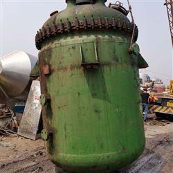 腐蚀液体二手5吨搪瓷反应釜