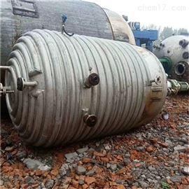 10销售9成新10吨高压反应釜内盘管