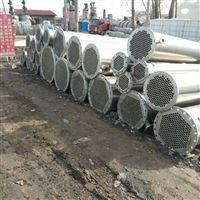 回收各种型号二手钛材质冷凝器