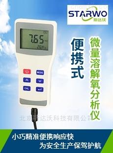 便携式微量溶解氧分析仪(PPb级)