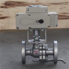 Q941F-16C-25电动碳钢球阀