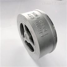 H71W对夹升降式止回阀质量保证