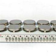 北京十工位加热磁力搅拌器
