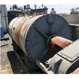 5吨回收不锈钢耙式干燥机