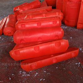 FT600*1000海域警示拦截塑料大型浮筒拦污阻污浮体