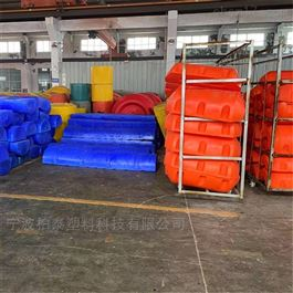 FT600*1000海上警示拦截塑料拦污截流浮筒