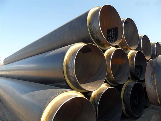 高温聚氨酯直埋保温管安全性比较可靠