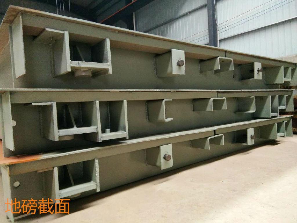 <strong>100吨上海品牌数字汽车衡</strong>