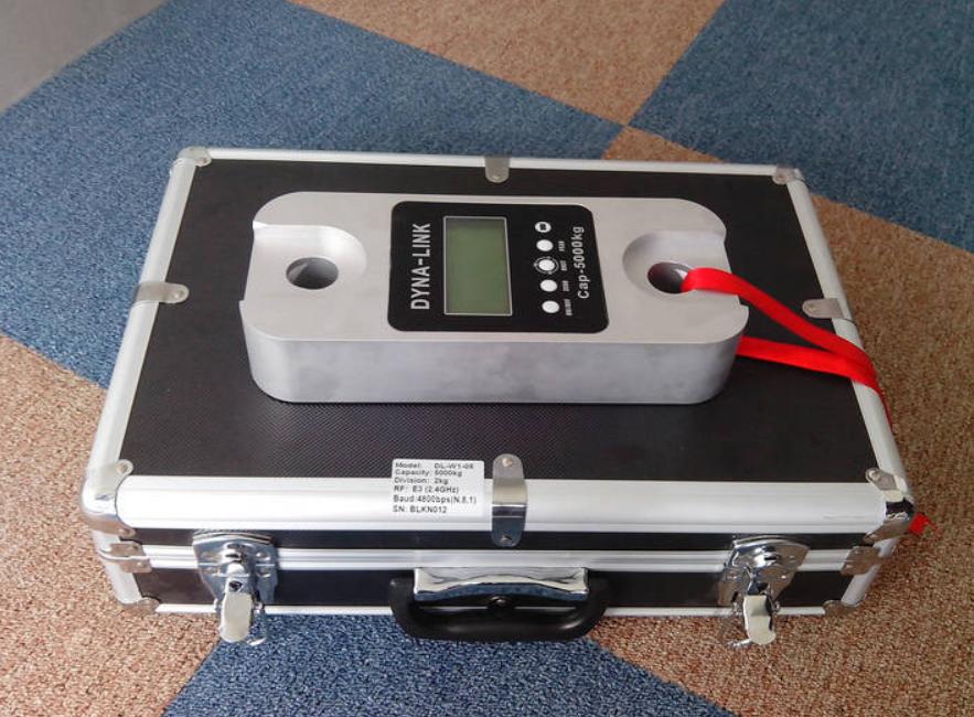 卸扣式拉环无线测力仪