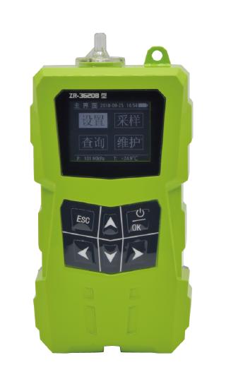 ZR-3620B型小流量气体采样器