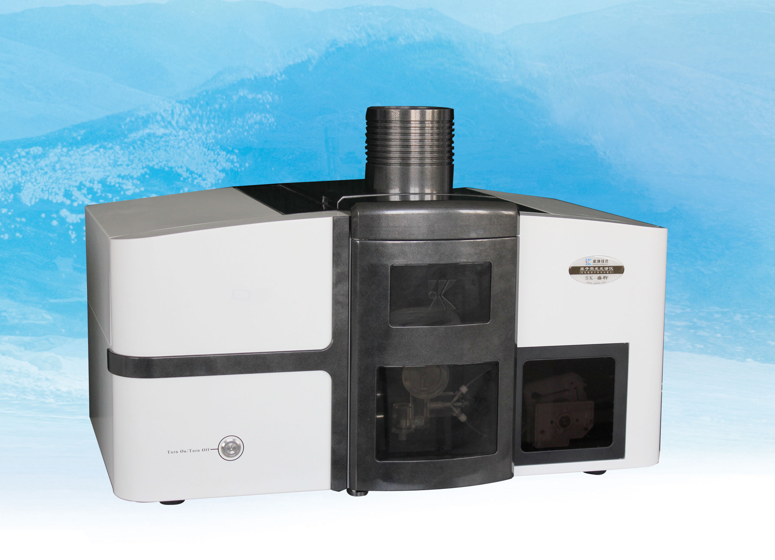 金索坤SK-盛析 原子荧光光谱仪,原子荧光光度计,砷、汞检测仪