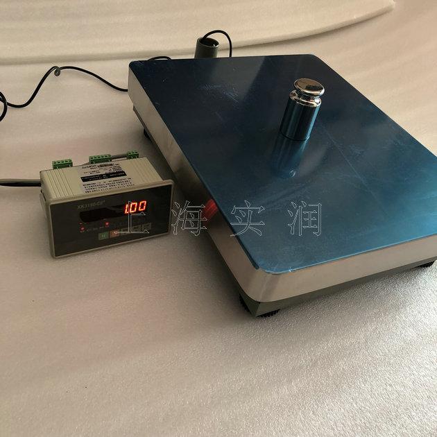 300kg开关量控制信号电子台秤