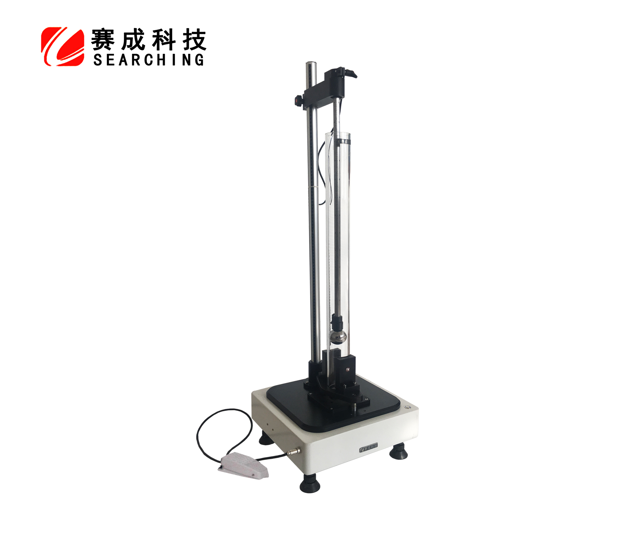 <strong><strong>LQ-50济南赛成<strong>药用硬片落球冲击测试仪</strong></strong></strong>