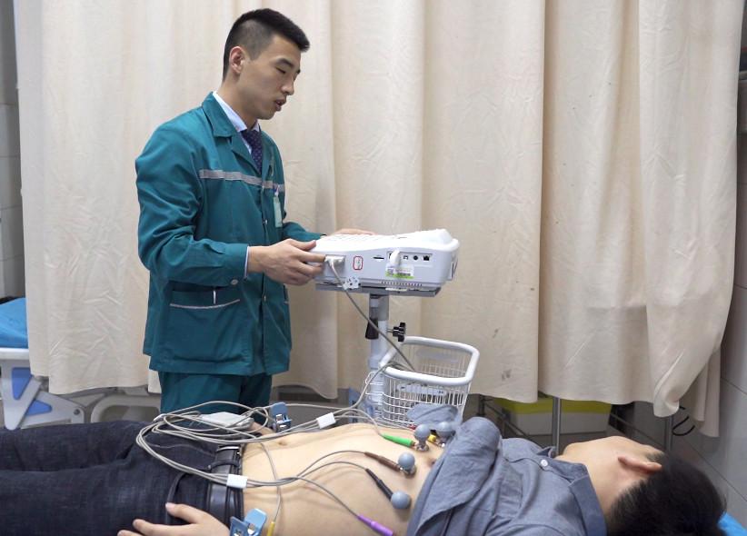 全国心血管病患者已达2.9亿!理邦心电诊断产品,获多家医院认可!