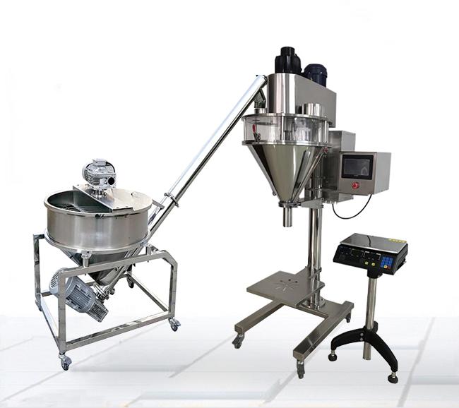 奶粉自动定量灌装机