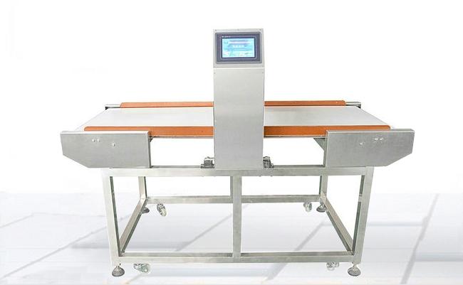 食品属检测机(可探测非磁性属物)