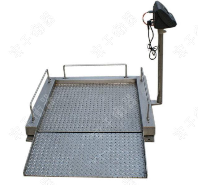 医疗轮椅秤
